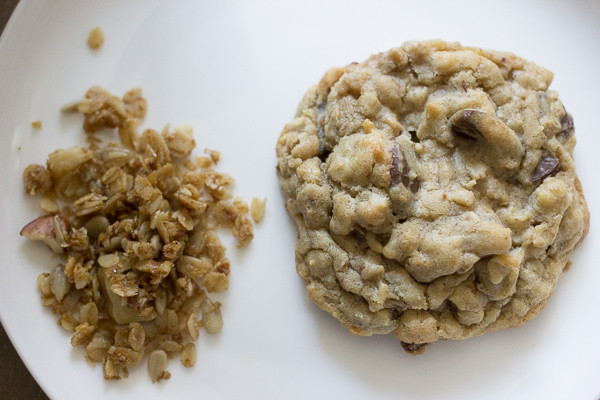 Granola Chip Cookies-3