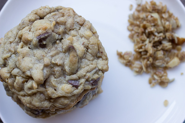 Granola Chip Cookies-6